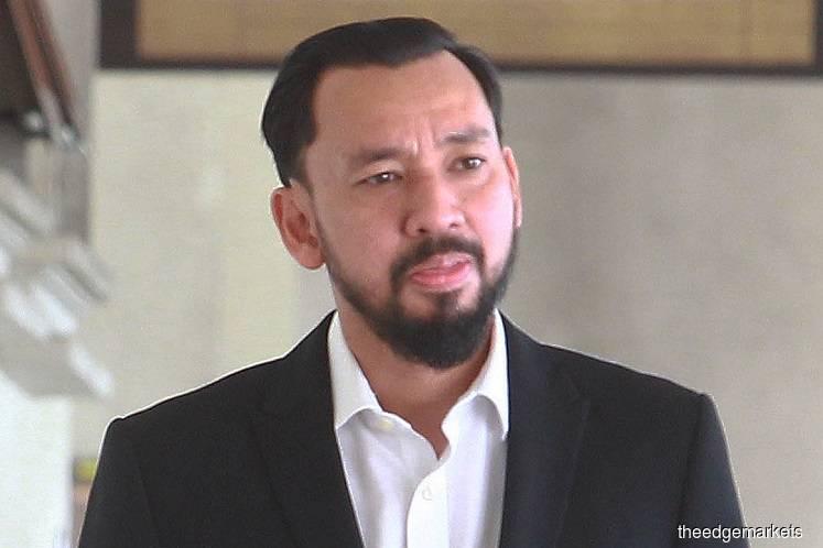 Amhari:刘特佐要求我和Azlin 在BSI开户 以在GE13赢得槟城执政权
